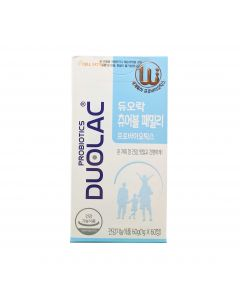 Duolac Family Chewable Probiotic Tablets 60's_front