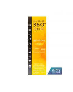 Heliocare 360º Color Gel Oil-Free SPF 50+ Pearl 50ml_front